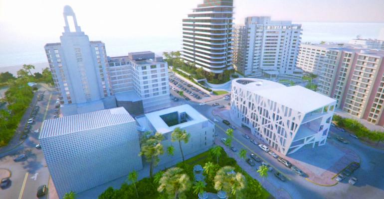 Why Are Developers Still Pouring Billions Into Waterlogged Miami?
