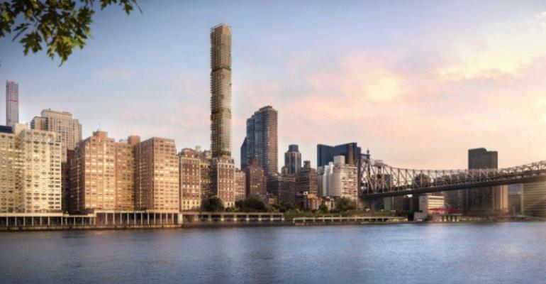 Manhattan Site for Supertall Condo Finds New Owner at Auction