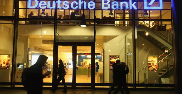 Deutsche Bank Burden in U.S. Settlement Eased by Fine Print