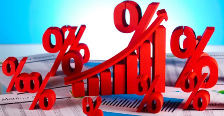 end of low interest rates
