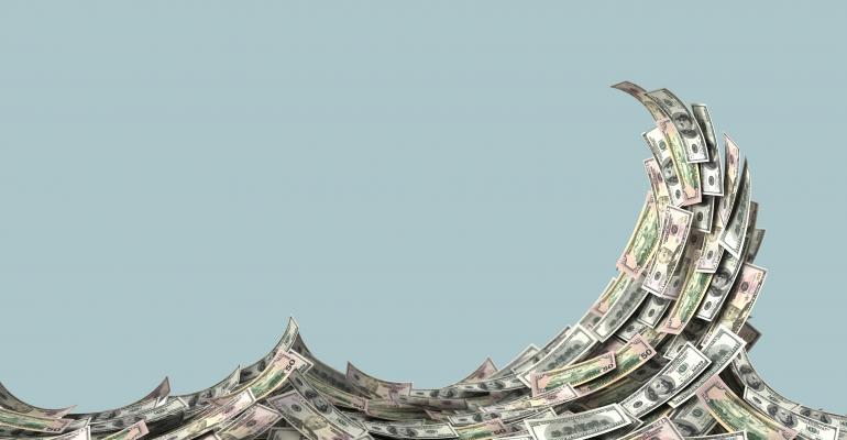 A $90 Billion Debt Wave Shows Cracks in U.S. Property Boom