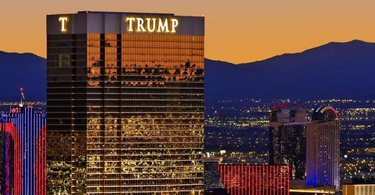 Trump Hotels, Amid Calls to Divest, Instead Plans Expansion
