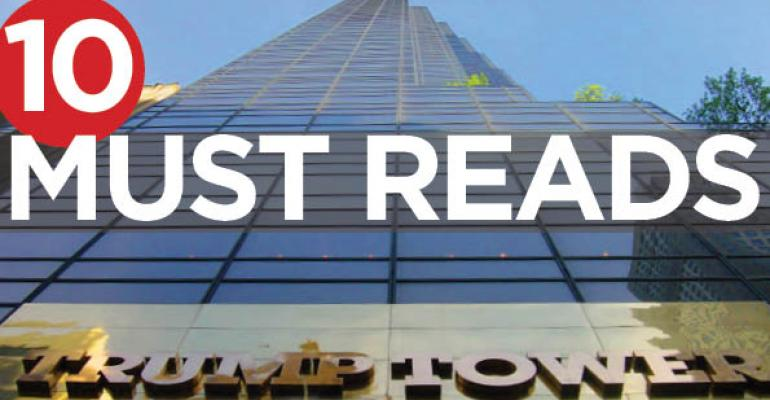 10 Must Reads for the CRE Industry Today (February 16, 2017)