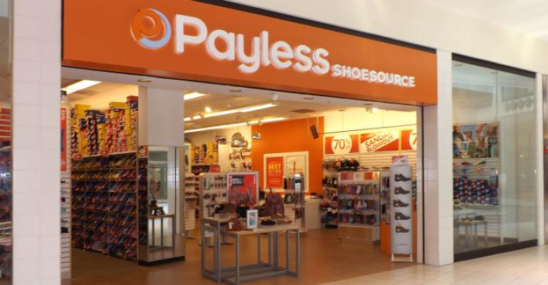 Payless Said in Negotiation With Lenders to Close 1,000 Stores