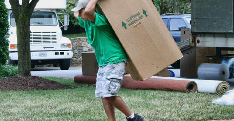 When It Comes to Moving, Millennials Are Stuck in the Mud