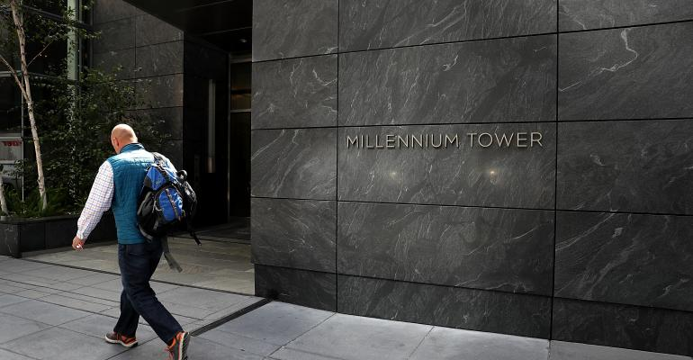 Who Will Pay for San Francisco's $750 Million Tilting Tower?