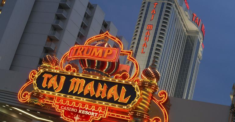 Icahn Will Sell Trump Taj Mahal Even After Christie Casino Veto