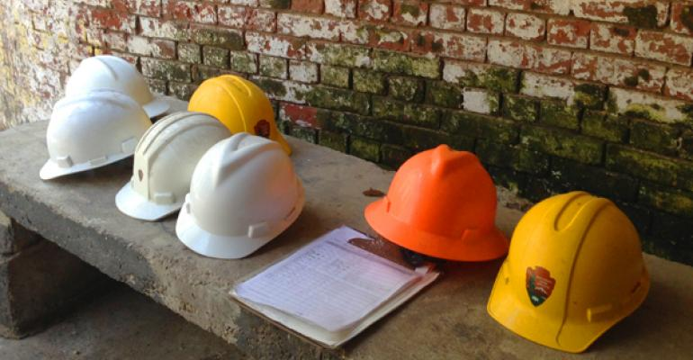 Apartment Building Developers Face Shortage of Construction Workers