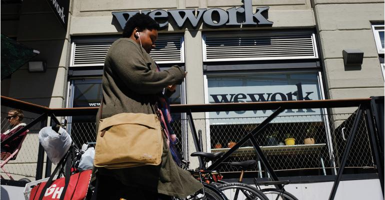 WeWork Targets More Modest IPO Valuation at $20 to $30B