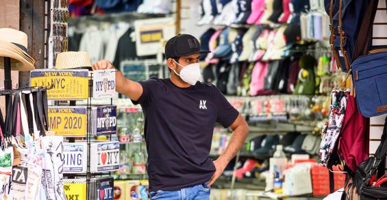 Small Firms Less Apocalyptic as 60% See Survival Past Six Months