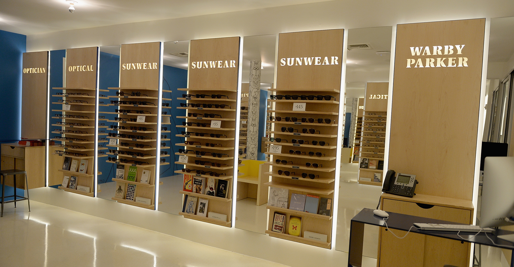 2b84b6a1cb Warby Parker is opening stores in suburban malls.