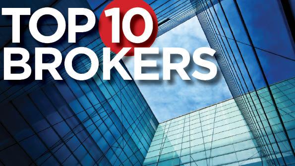 Top 10 hotel brokers