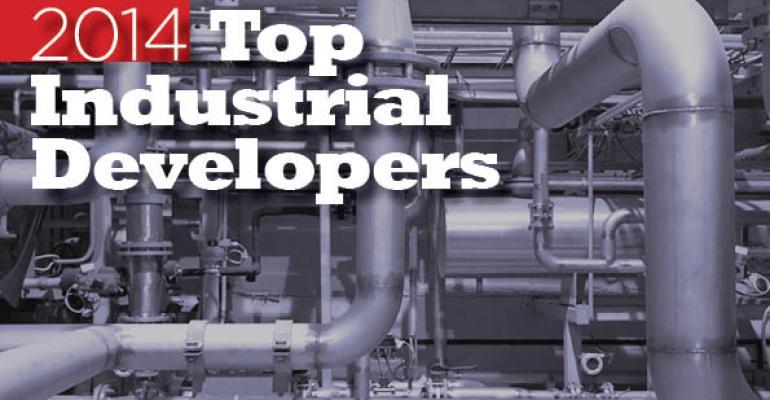 2014 Top Industrial Developers