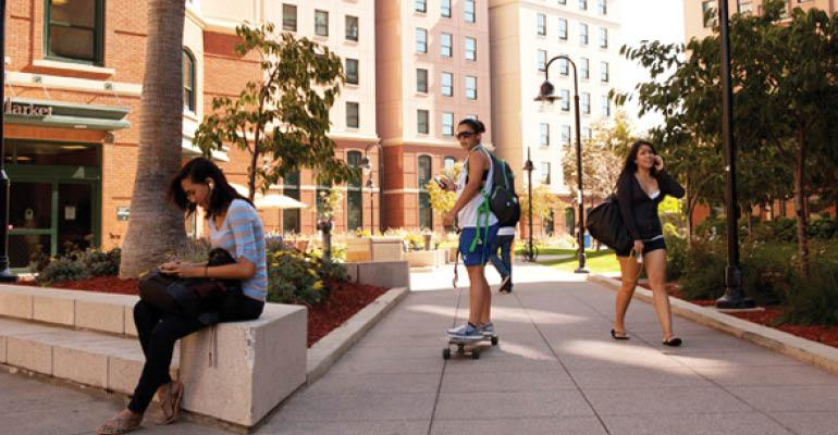Why Student Housing is Piquing Institutional Interest