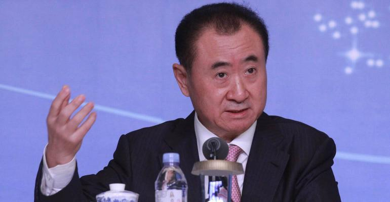 Wanda shares dive on talk of travel ban for chairman