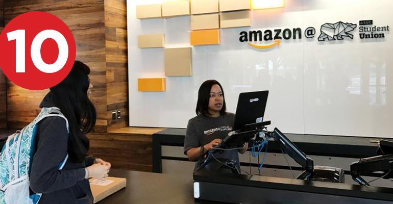 Amazon pickup Berkeley