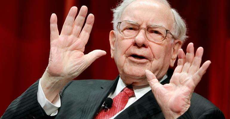 Berkshire Hathaway Inc. (BRK.B) Lifted to
