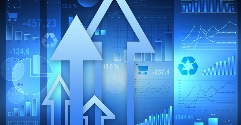 data-upward-trend