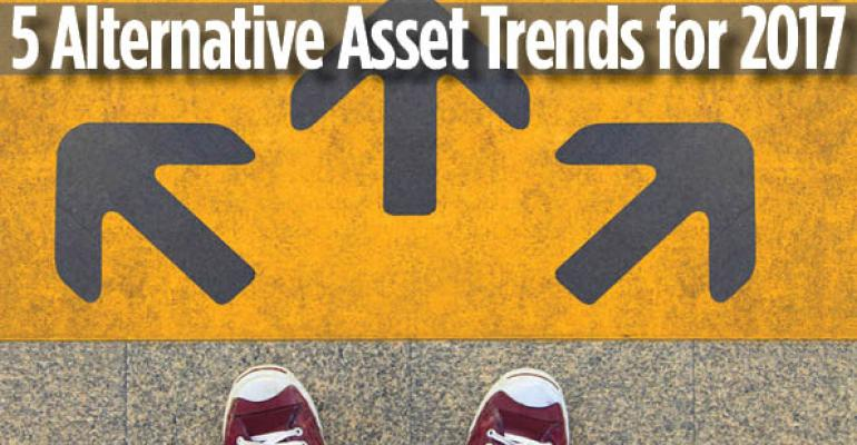 Five Alternative Asset Trends for 2017