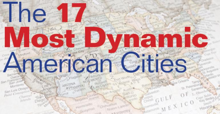 The 17 Most Dynamic American Cities