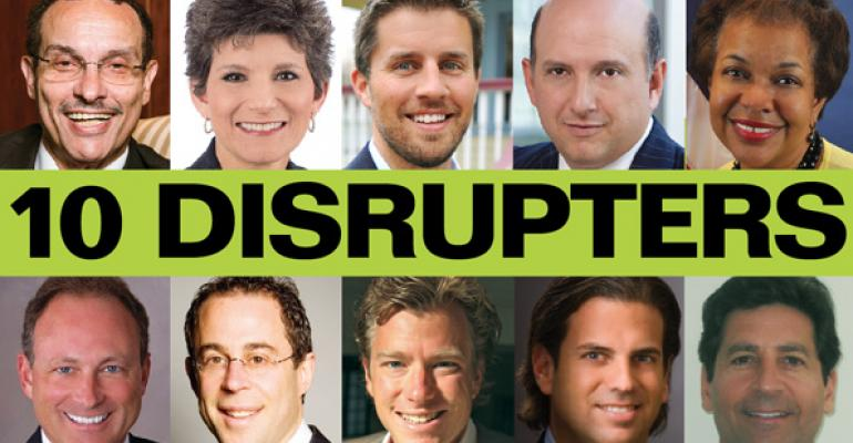 10 Disrupters: A Look at Key Figures Shaping the CRE Industry