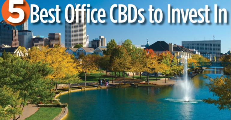 5 Best Office CBDs to Invest In