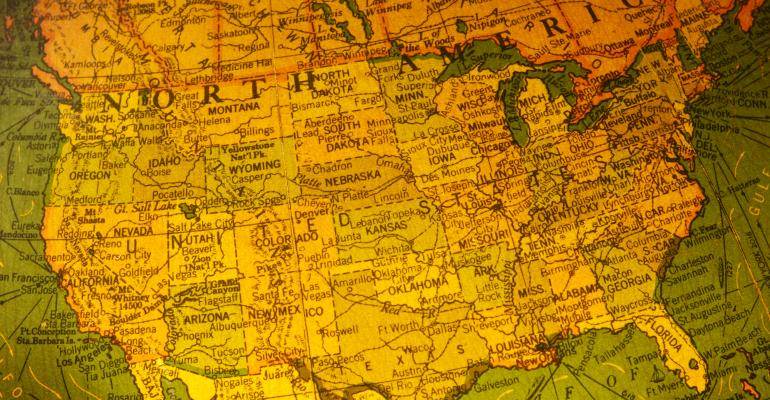 10 Most Popular States for Private Commercial Real Estate Offerings