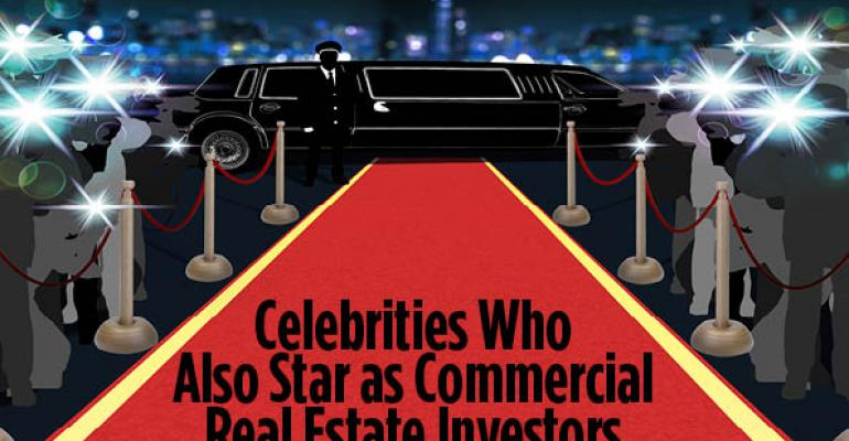 13 Celebrities Who Also Star as Commercial Real Estate Investors