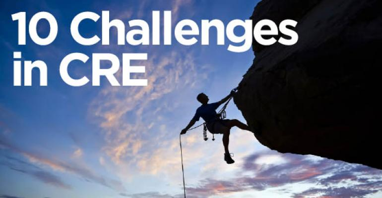 10 Challenges Facing the Commercial Real Estate Industry Today