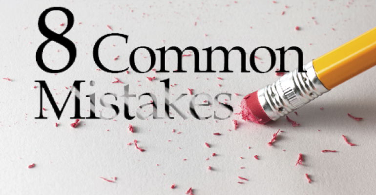 8 Most Common Mistakes Real Estate Investors Make