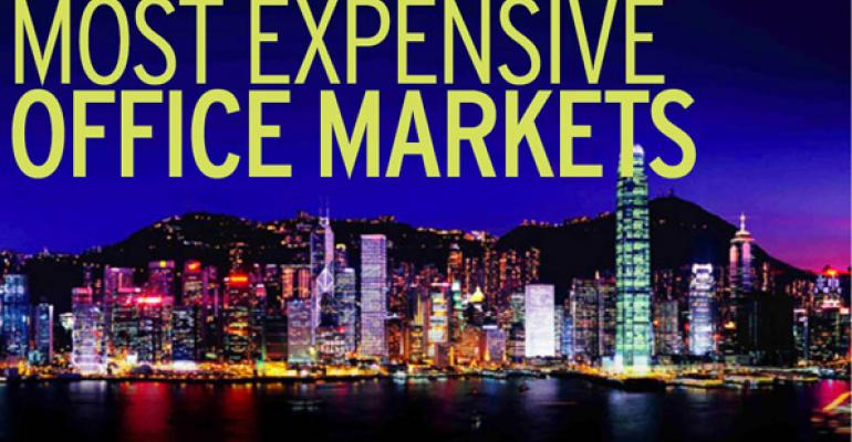 The World's 10 Most Expensive Office Markets