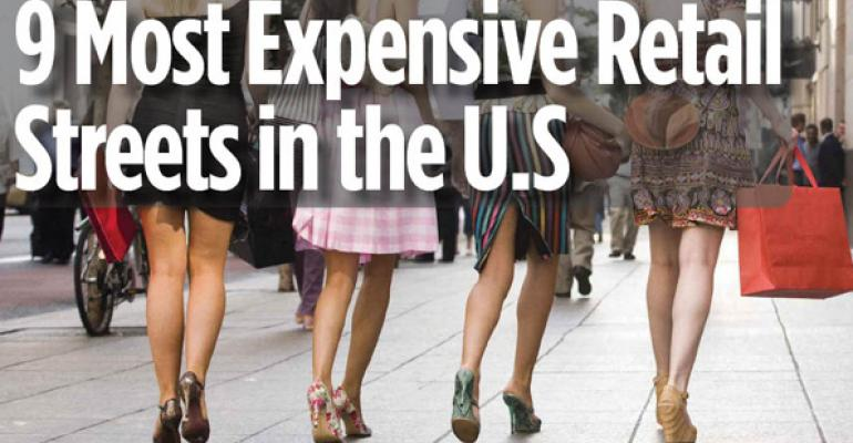 9 Most Expensive Retail Streets in the U.S.