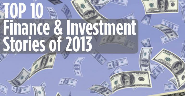 Top 10 Finance & Investment Stories of 2013
