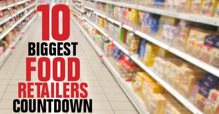 10 of the Biggest Food Retailers Countdown