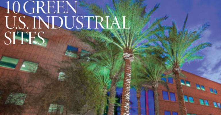 10 Green U.S. Industrial Sites