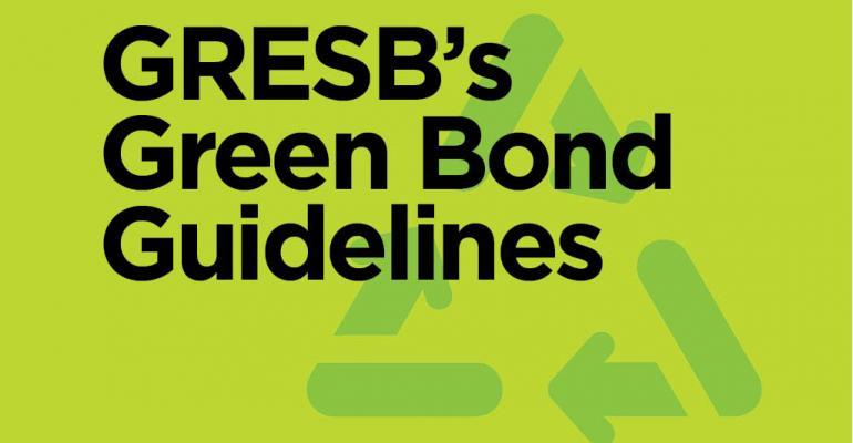 GRESB's Green Bond Guidelines