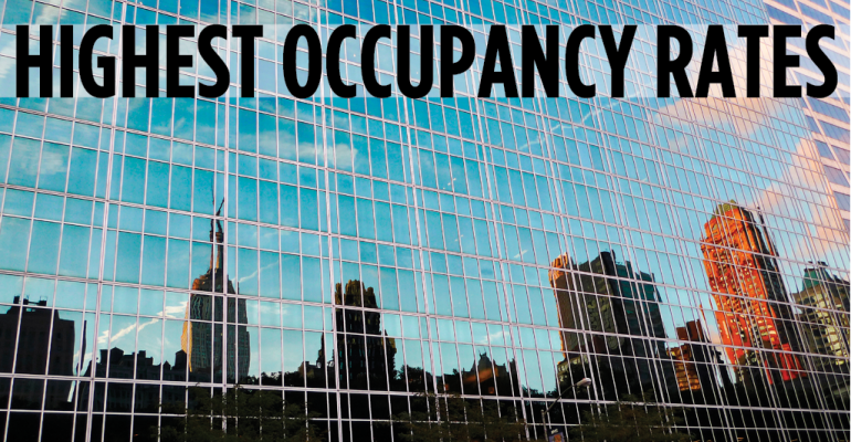 6 U.S. Office Markets with the Highest Occupancy Rates