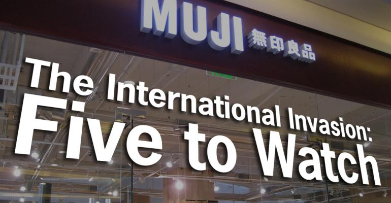 The International Retail Invasion: 5 to Watch