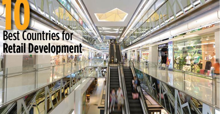 10 Best Countries for Retail Expansion and Development