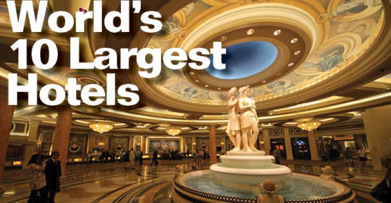 The World's 10 Largest Hotels