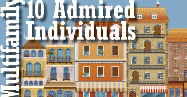 Key Takeaways: 10 Admired Individuals in Multifamily