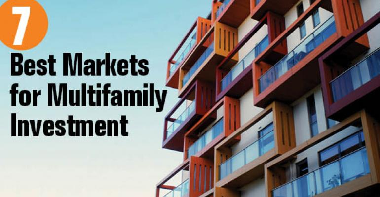 7 Best Markets for Multifamily Investment