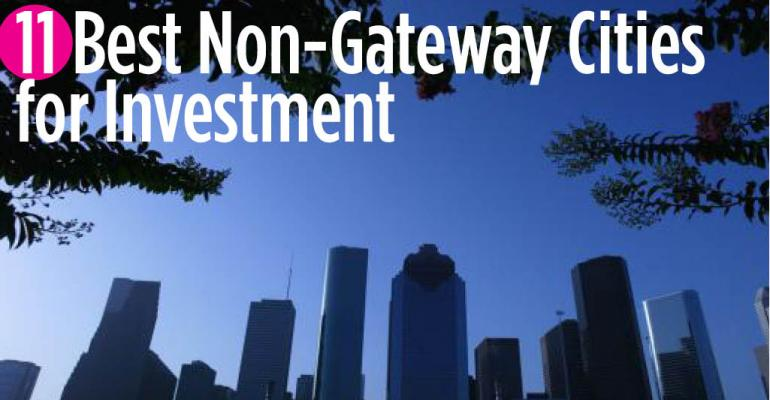 11 Best Non-Gateway Cities for CRE Investment