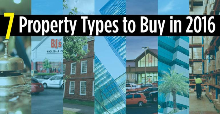 Seven Property Types to Buy in 2016