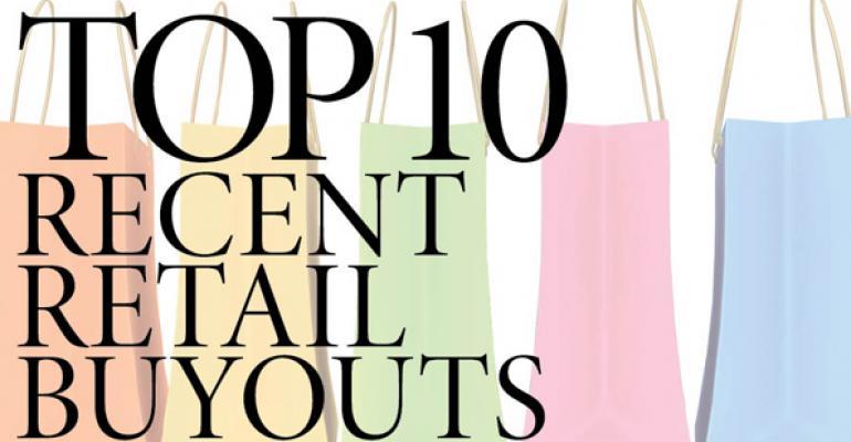 Top 10 Recent Retail Buyouts