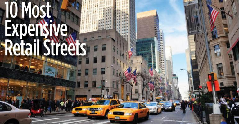 10 Most Expensive Retail Streets in U.S.