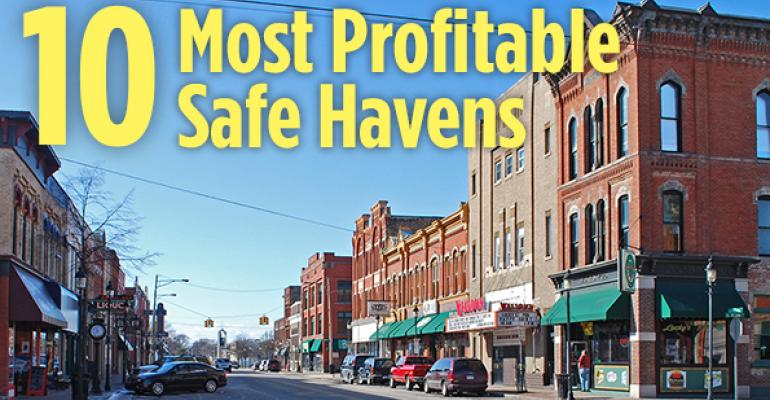 10 Most Profitable Safe Havens for Single-Family Rentals