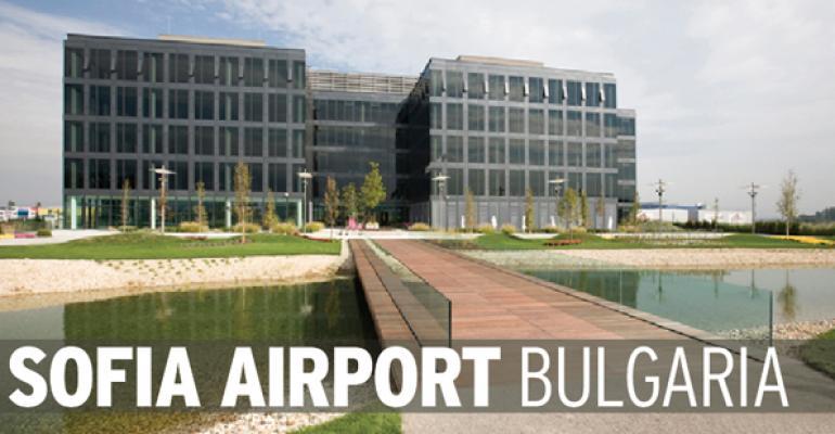 LEED Around the World: Sofia Airport, Bulgaria
