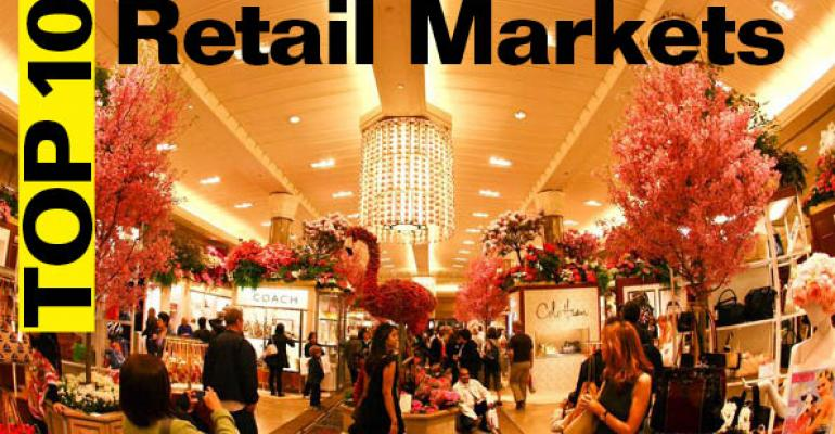 Top 10 Retail Markets
