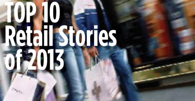 Top 10 Retail Real Estate Stories of 2013